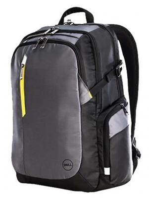 "Рюкзак для ноутбука 17"" DELL Tek Backpack нейлон черно-серый 460-BBKM"