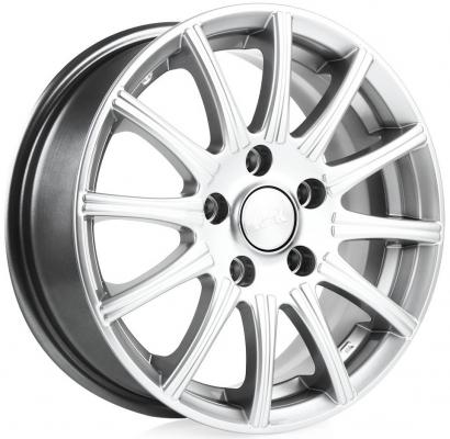 Диск K&K Сиеста 6x15 5x105 ET39.0 Блэк платинум шины michelin pilot sport ps3 235 45 rz18 98 y