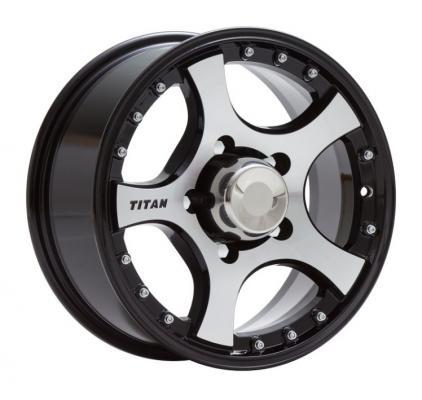 Диск Скад Титан 7x16 5x139 ET35.0 Алмаз литой диск tech line 641 7x16 5x139 7 d98 et35 bd