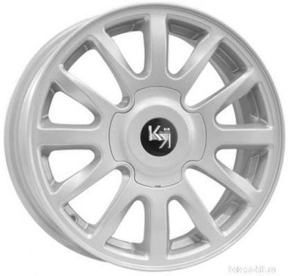 Диск K&K КС578 6x15 4x98 ET35.0 Сильвер lenso диск колесный lenso sc 05 6 5jx15 4x98 et35 dia 73 сильвер литой