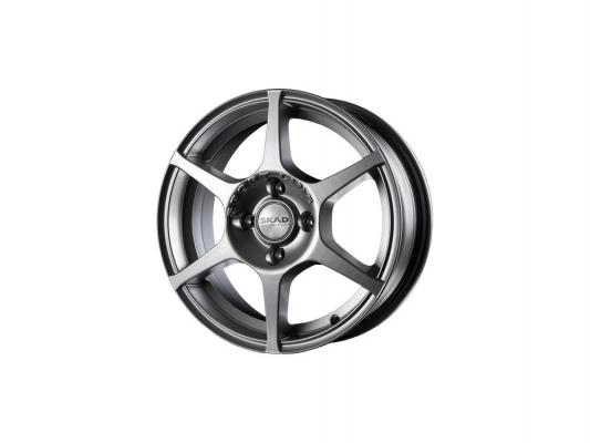 Диск Скад Ягуар 5.5x14 4x100 ET38.0 белый литой диск proma колизей 6x15 4x100 d60 1 et40 неро