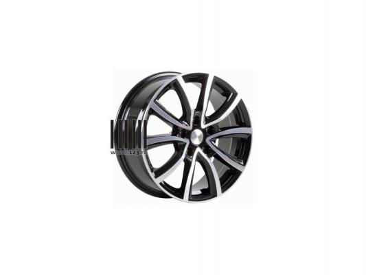 Диск Скад Онтарио 7x17 5x112 ET43.0 Алмаз nz wheels f 31 7x17 5x112 d66 6 et43 bkf