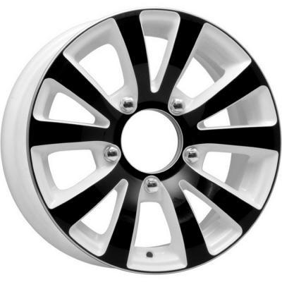 Диск K&K Фалкон-Нова 6x15 5x139 ET35.0 Венге колесные диски кик фалкон нова 6x15 5x139 7 d98 et35 алмаз черный