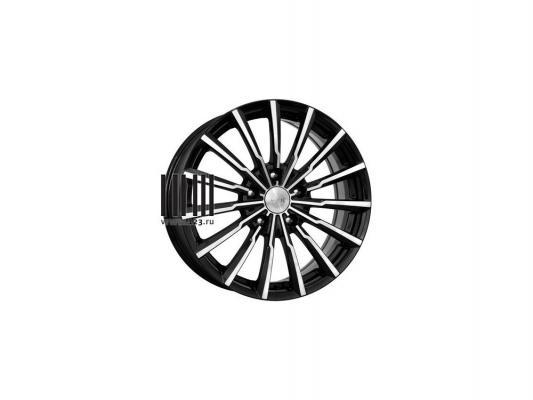 цена на Диск K&K Акцент 7x17 5x114 ET41.0 Алмаз черный