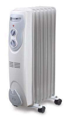 цена на Масляный радиатор Sinbo SFH 3321 1500 Вт белый