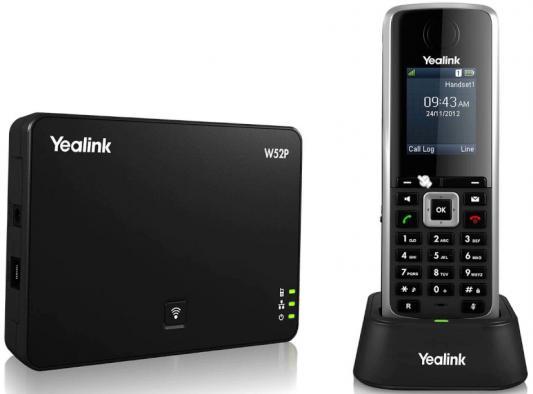 "Телефон IP/Dect Yealink W52P 5 SIP-аккаунтов 1.8"" LCD"