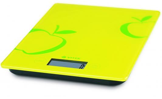 Весы кухонные Vitek VT-2400 G жёлтый