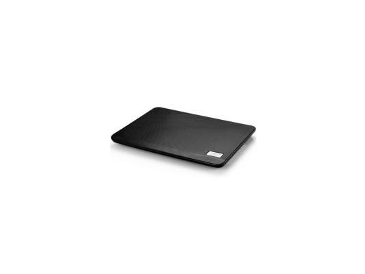 Подставка для ноутбука 14 Deepcool N17 330x250x25mm 1xUSB 465g 21dB черный подставка для ноутбука 15 6 deepcool multi core x8 100x100x15mm usb 23db