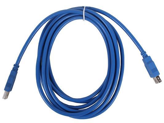 Кабель удлинительный USB 3.0 AM-AF 3.0м VCOM Telecom VUS7065-3M цена