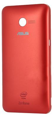 Задняя крышка Asus для ZenFone A400 PF-01 ZEN CASE красный 90XB00RA-BSL160 аксессуар крышка задняя asus zenpad 8 0 zen case z380c z380kl orange 90xb015p bsl3i0
