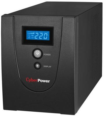ИБП CyberPower 1200VA 1200VA Черный ибп cyberpower 650va 360w ut650ei черный
