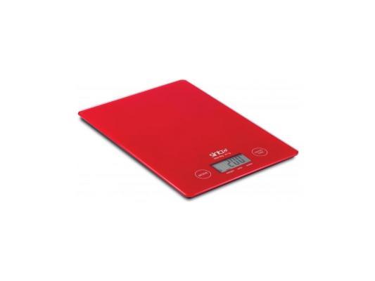 Весы кухонные Sinbo SKS 4519 красный