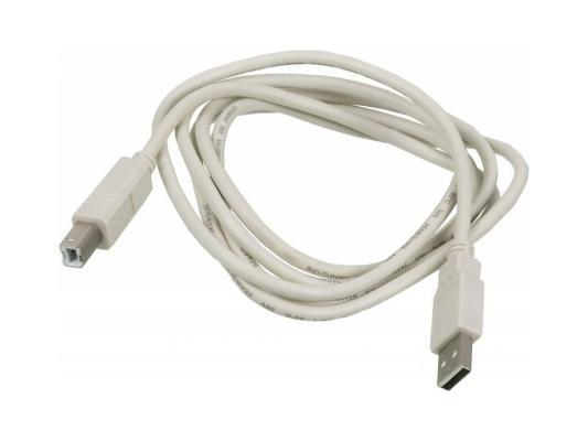 Кабель USB 2.0 AM-BM 1.8м Pro Gembird USB2.0-AM-BM-BR цена и фото
