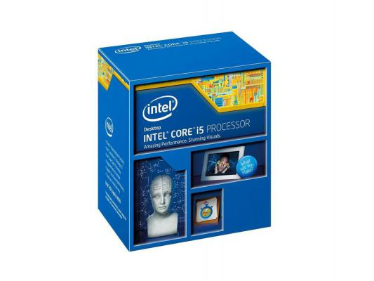 Процессор Intel Core i5-4690K 3.5GHz 6Mb Socket 1150 BOX процессор intel core i5 7640x 4 0ghz 6mb socket 2066 box