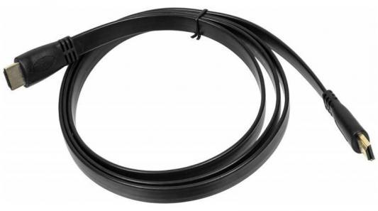 Кабель HDMI 1.0м Gembird Ver.1.4 Black jack позолоченные контакты 794362