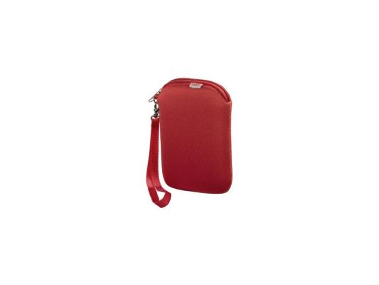 Чехол для HDD 2.5 Hama H-95507 неопрен красный аксессуар чехол hama h 95507 neoprene red hdd 2 5
