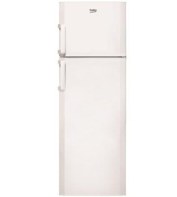 Холодильник Beko DS333020 белый встраиваемый холодильник beko bu 1100 hca