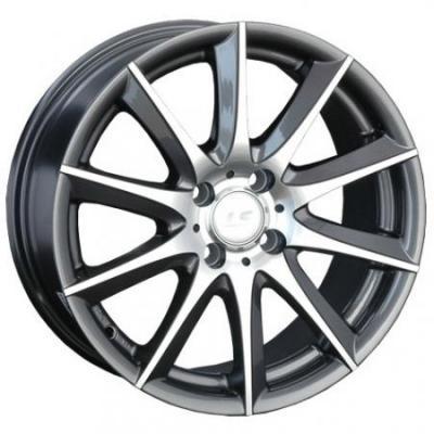 Диск LS Wheels 286 7x16 4x98 ET28 GMF диск ls wheels 188 6 5x15 4x98 et32 gmf