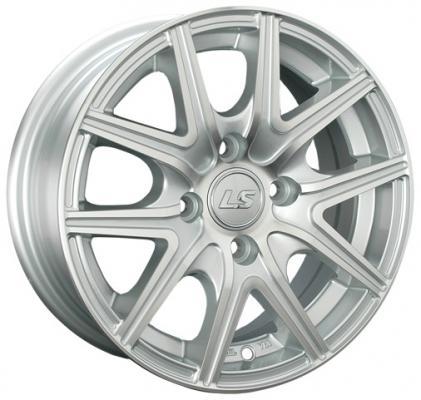 цена Диск LS Wheels 188 6.5x15 5x100 ET43 SF онлайн в 2017 году