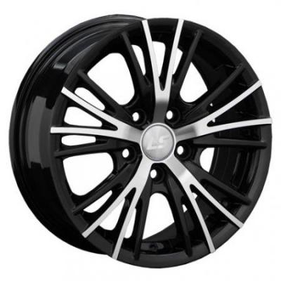 Диск LS Wheels BY701 6.5x15 5x112 ET40 BKF литой диск replica legeartis concept b505 8x18 5x112 d66 6 et30 mbps