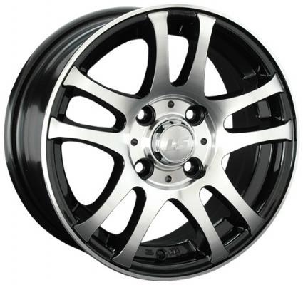 Диск LS Wheels 283 6.5x15 5x105 ET39 GMF литой диск nz wheels f 25 6x15 5x105 d56 6 et39 mb
