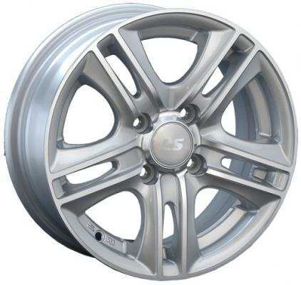 цена Диск LS Wheels 191 6.5x15 4x100 ET43 SF онлайн в 2017 году