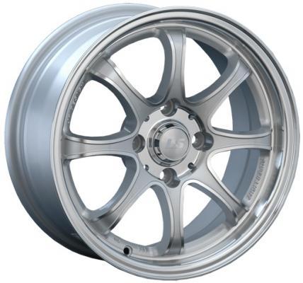 цена Диск LS Wheels 144 6.5x15 4x100 ET40 SF онлайн в 2017 году