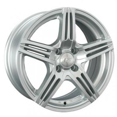Диск LS Wheels 189 6.5x15 5x112 ET40 Sil диск replay mr105 8x17 5x112 et38 0 sil