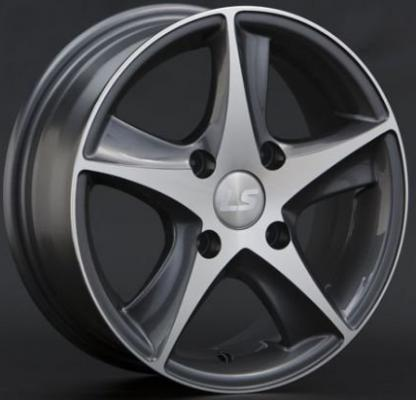 Диск LS Wheels 108 6xR14 4x100 мм ET40 GMF