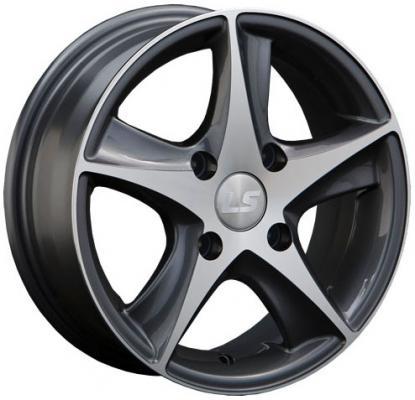 Диск LS Wheels 108 6x14 4x108 ET25 GMF литой диск ls wheels ls768 6x14 4x98 d58 6 et35 sf