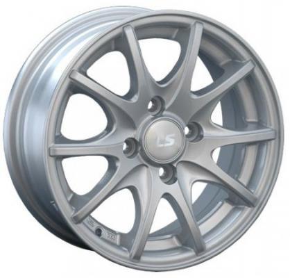Диск LS Wheels 190 6x14 4x98 ET35 Sil литой диск megami mgm 7 6x14 4x98 d58 6 et35 s