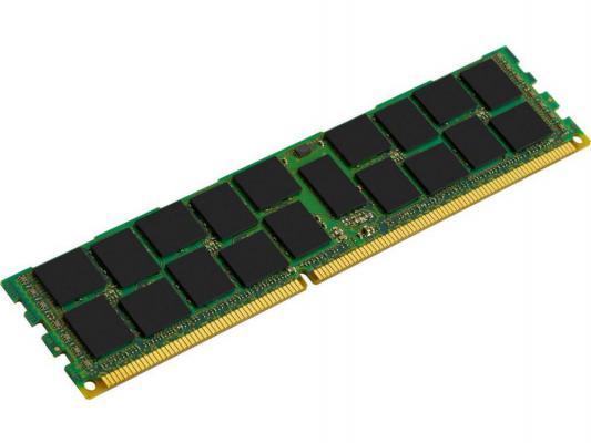 Оперативная память 8Gb PC3-12800 1600MHz DDR3L DIMM ECC Kingston CL11 KVR16LR11S4/8I Retail