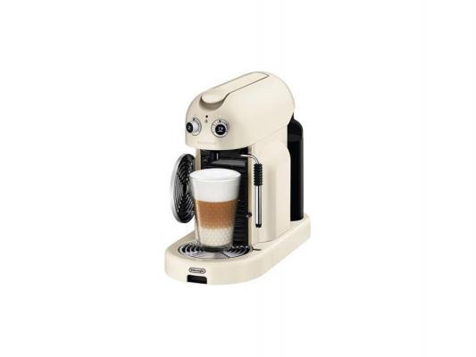 Кофемашина Delonghi EN450.CW 1200Вт 19 бар 1.4л бежевый