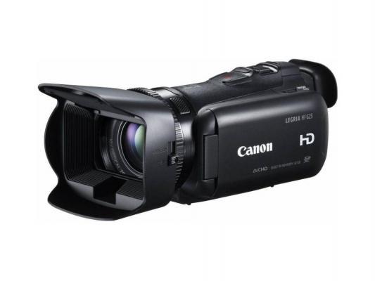 Цифровая видеокамера Canon LEGRIA HF-G25 черный