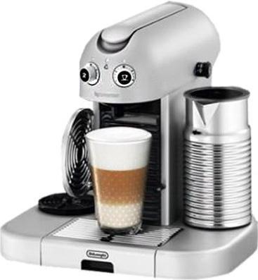 Кофемашина DeLonghi EN470.SAE Nespresso серебристый