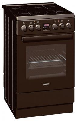 Электрическая плита Gorenje EC52303ABR коричневый