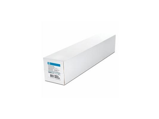 """Бумага HP 60"""" 1524мм х 61м 136г/м2 рулон атласная для струйной печати CH002A"""