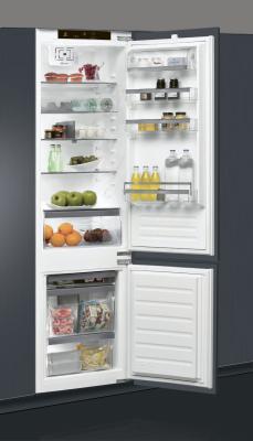 Встраиваемый холодильник Whirlpool ART ART 9810/A+ белый