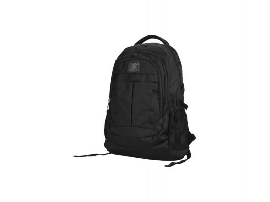 """Рюкзак для ноутбука 15.6"""" Continent BP-001 полиэстер черный"""