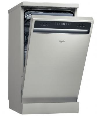 Встраиваемая посудомоечная машина Whirlpool ADPF 851 IX серебристый