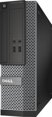 Системный блок DELL Optiplex 3020 SFF i5-4590 3.3GHz 4Gb 500Gb HD4400 DVD-RW Linux клавиатура мышь 3020-1833