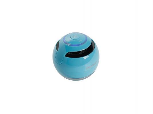 Портативная акустика Rolsen RBM-611BT-BU синий