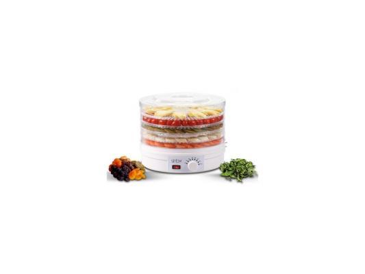 Сушка для овощей и фруктов Sinbo SFD 7401 250Вт белый