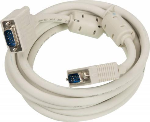 Кабель VGA 3.0м Ningbo CAB016S-10F-BR