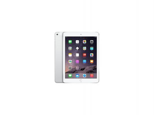 "Планшет Apple iPad Air 2 16Gb Cellular 9.7"" 2048x1536 A8X GPS IOS Silver серебристый MGH72RU/A"