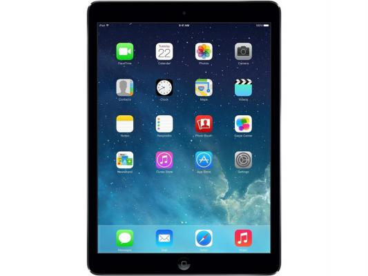"Планшет Apple iPad Air 2 128Gb Cellular 9.7"" 2048x1536 A8X GPS IOS Space Gray серый MGWL2RU/A"