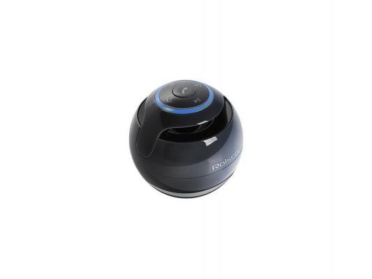Портативная аудиосистема Rolsen RBM-611BT-BL черный