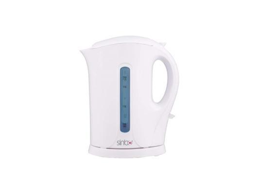 Чайник Sinbo SK 7315 2000Вт 1.7л пластик белый