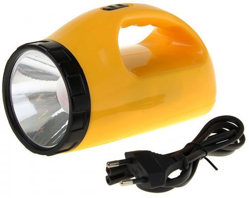 Фонарь Яркий Луч LA-1W светодиодный желтый