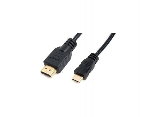 Кабель HDMI-mini HDMI 1.5м Rolsen RTA-HC501 черный